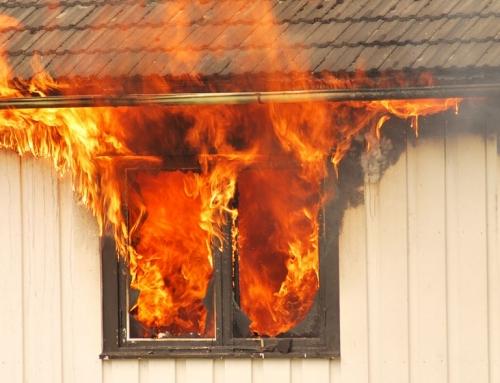 Rekordlavt tall for omkomne i brann