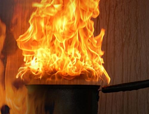 Brannstatistikk for 2018